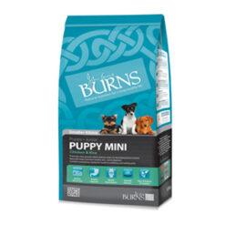Thức ăn cho chó con Burns Puppy Mini