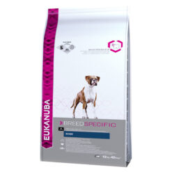 Thức ăn cho chó EUKANUBA Adult Dry Dog Food for Boxer Chicken