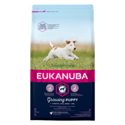 Thức ăn cho chó EUKANUBA Dog Food Puppy Small Breed with Chicken