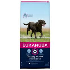 Thức ăn cho chó Eukanuba Large Breed Mature Dry Dog Food Chicken