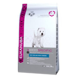 Thức ăn cho chó Eukanuba West Highland White Terrier Adult Dry Dog Food Chicken