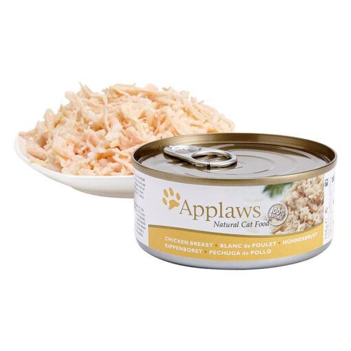 Thức ăn cho mèo Applaws Chicken Breast