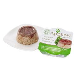 Thức ăn cho mèo Applaws Chicken with Lamb Layer Pot