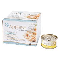 Thức ăn cho mèo Applaws Tin Multipack Supreme Selection