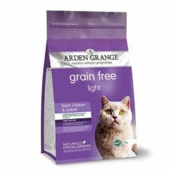 Thức ăn cho mèo Arden Grange Adult Light with Chicken