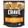 Thức ăn cho mèo Crave Complete Dry Adult Cat Food with Turkey and Chicken