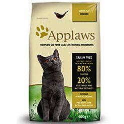 Thức ăn hạt cho mèo già Applaws