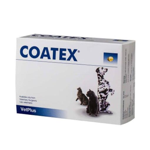Thực phẩm chức năng cho chó Coatex Capsules Blister