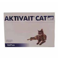 Thuốc bổ cho mèo Aktivait Capsules Cat Blister Pack