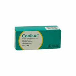 Thuốc trị tiêu chảy cho chó Canikur Dog anti-diarrhoea Tablets