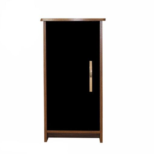 Tủ để bể cá cảnh Aqua One Aqua Zone 28 Walnut/Black Gloss Cabinet