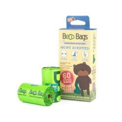 Túi đựng phân chó mèo Beco Bags Degradable Poop Bags
