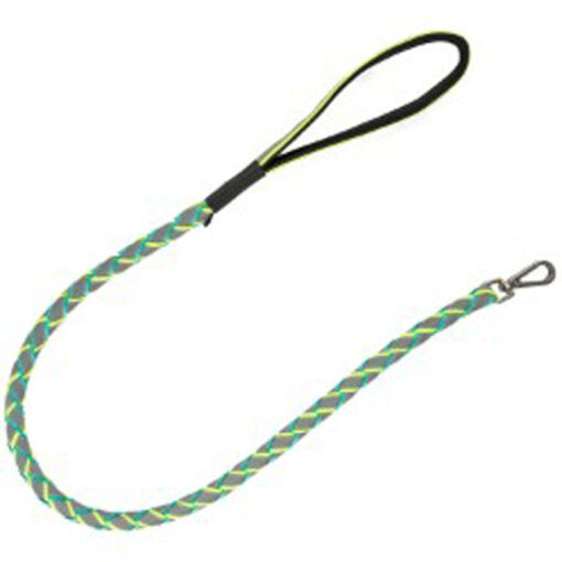 Dây dắt chó phản quang 3 Peaks Reflective Braided Dog Lead