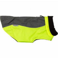 Quần áo cho chó 3 Peaks 3 in 1 Dog Coat Grey/Neon Small