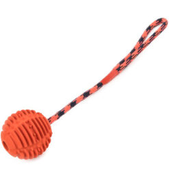 Đồ chơi cho chó 3 Peaks Treat Ball on Rope Dog Toy