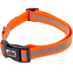 Vòng cổ cho chó 3 Peaks Waterproof Dog Collar Orange