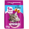 Thức ăn cho mèo Whiskas 1+ Adult Complete Dry Cat Food with Tuna